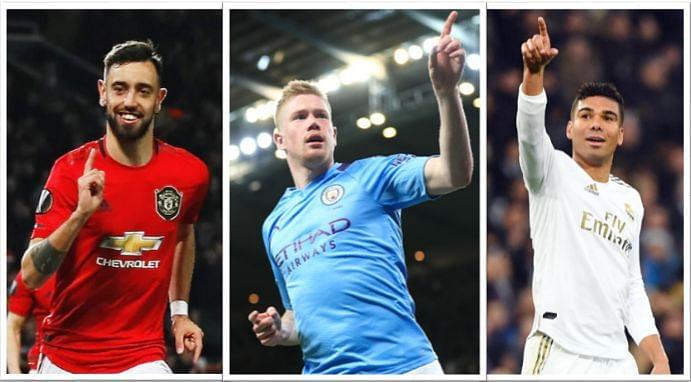 best midfielders in the world right now