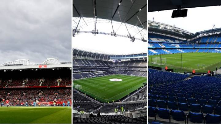 Premier League Stadiums from Worst to Best
