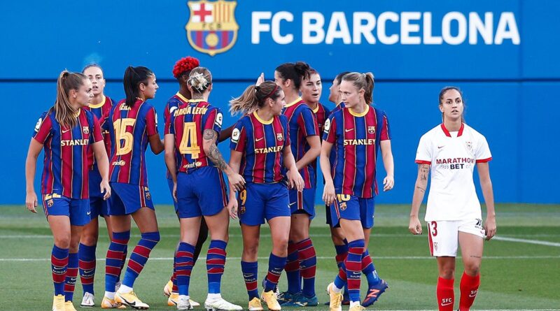 Best Female Football Clubs In The World