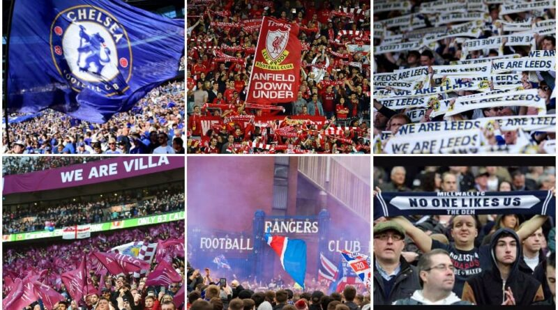 most hated football clubs in the United Kingdom