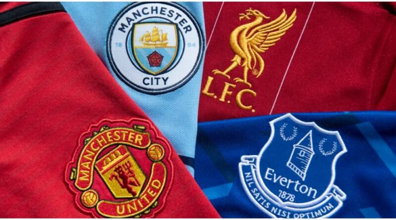 Biggest Football Clubs In North-West England