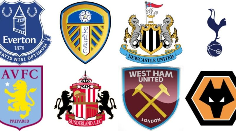 Clubs With Most Seasons In English Top Flight Football