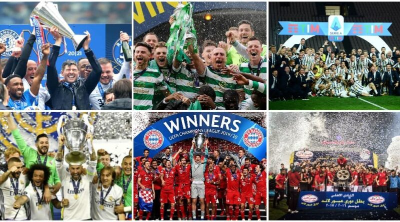 football clubs with the most trophies in the world