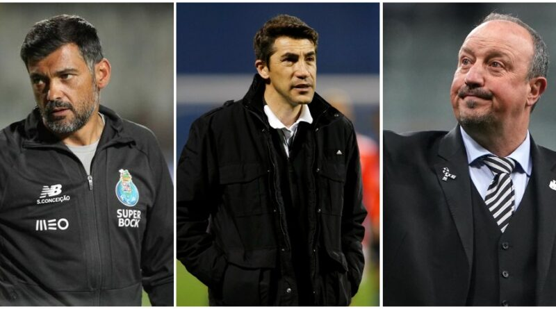 managers who could succeed Nuno at Wolves