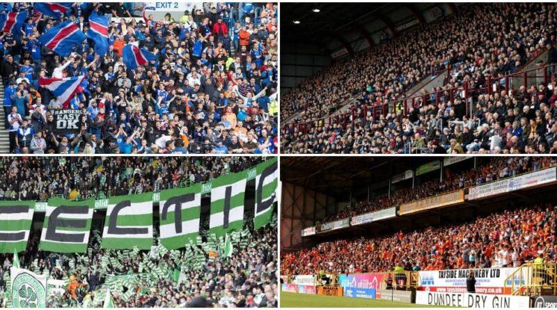 best stadiums in Scotland according to atmosphere