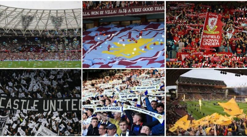 most passionate EPL fan bases