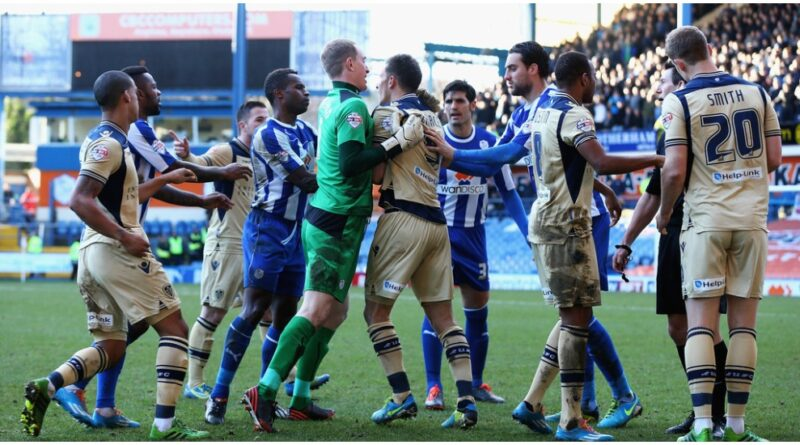 biggest football rivalries in Yorkshire