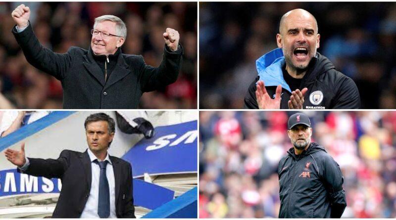 greatest Premier League managers
